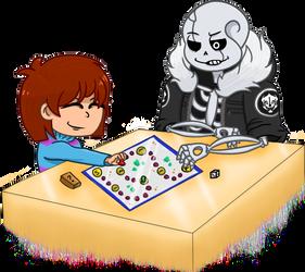 board games by Osomatsu-Matsuno