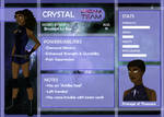 Dream Team App: Crystal