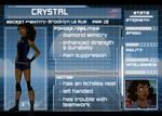 Dream Team App: Crystal
