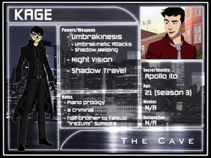 The Cave App: Apollo Ito