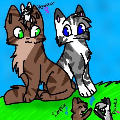Ivypool And Foxleap Foxleap x ivypool kits byIvypool And Foxleap