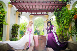 Two Princesses II by teruteru-bozu