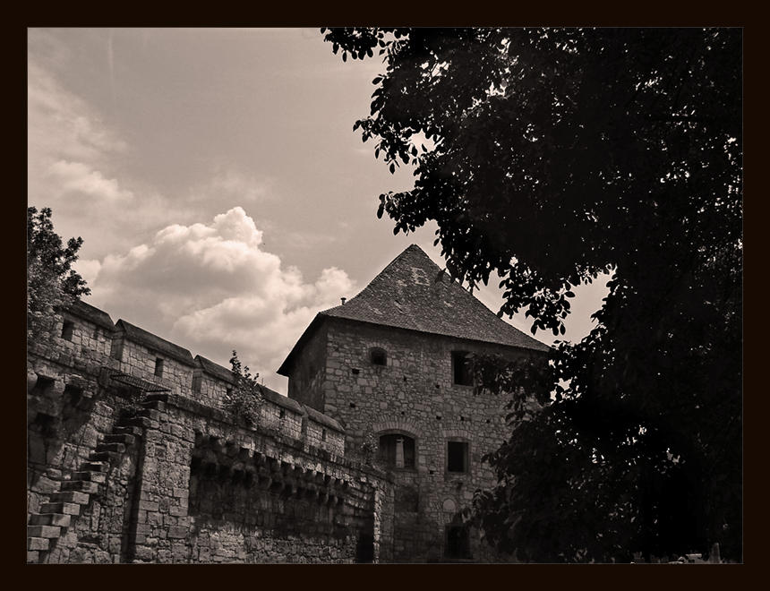 Old mighty Napoca by scoris by Cluj