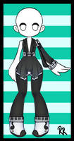 [OPEN] P2U Outfit Adopt #33