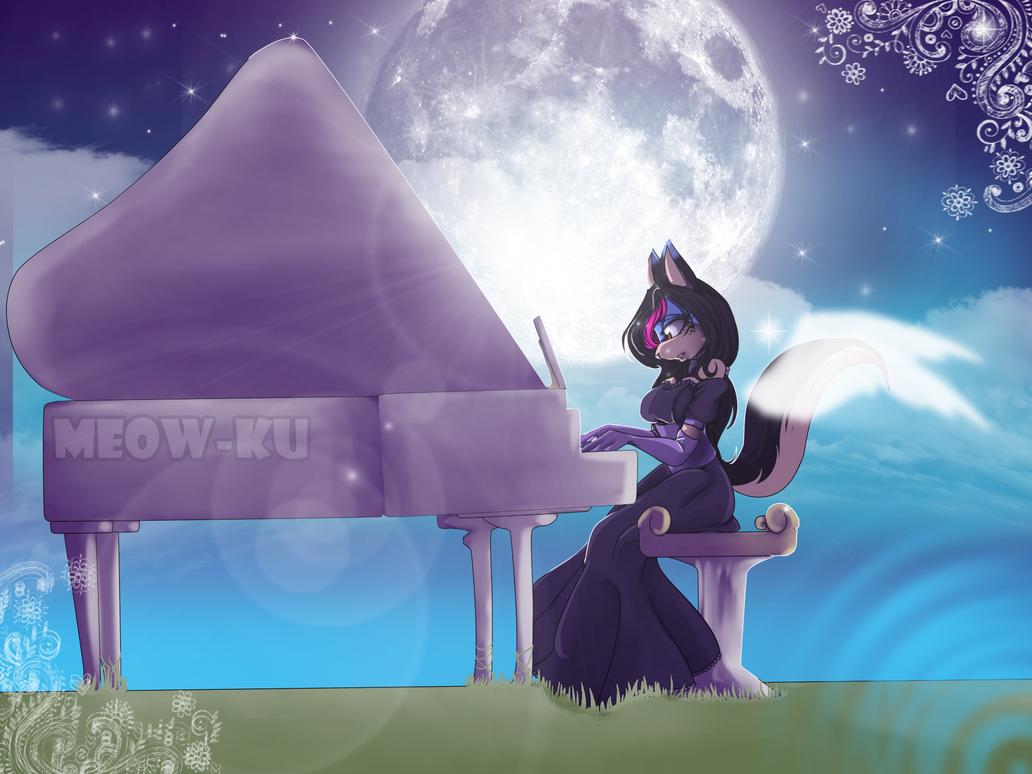Piano ::Izumi:: by Meow-Ku