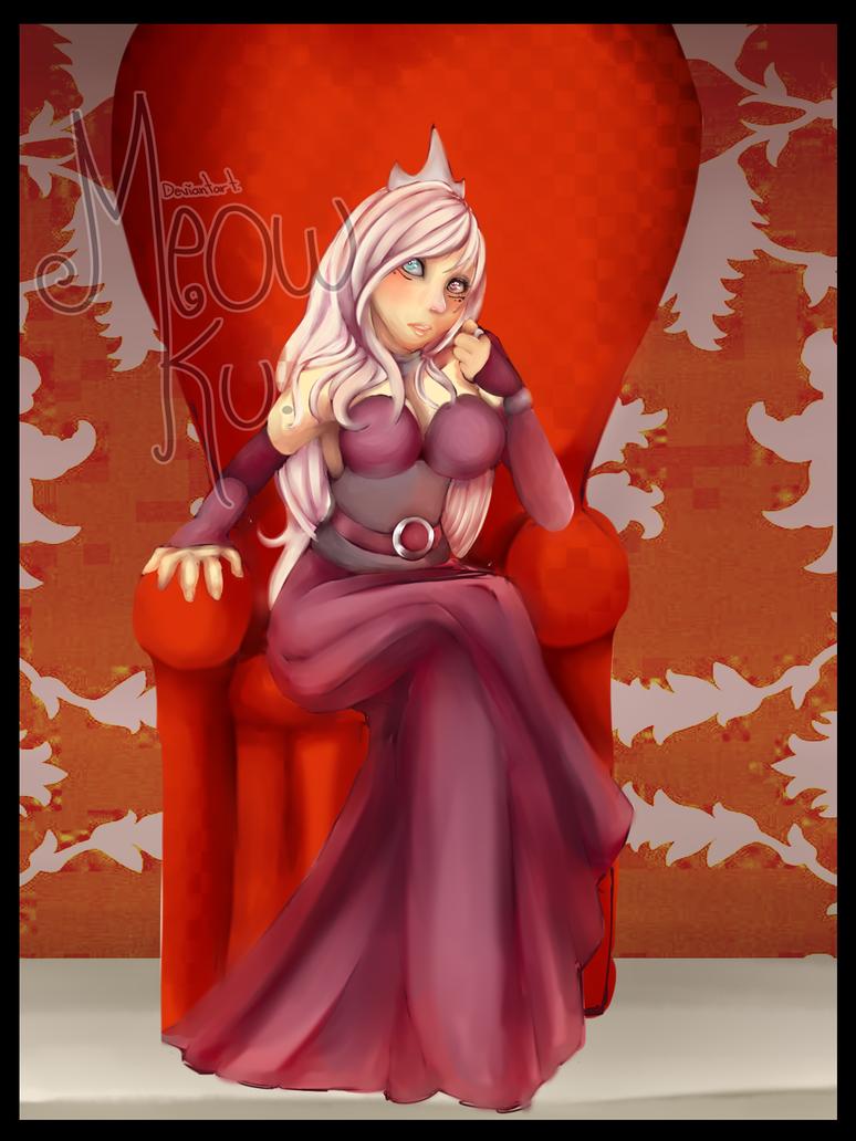 princesa ::Izumi Crown Aoyma:: by Meow-Ku