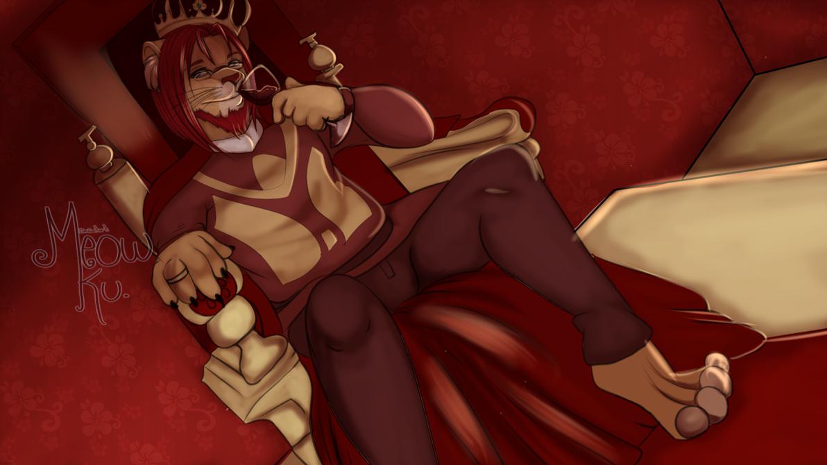 Rey ::ganador del sorteo:: by Meow-Ku