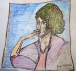 Self Portrait 2 by Berty0Berty
