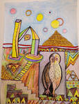 Owl_on_the_dresser_it_Civetta_sul_como by Berty0Berty