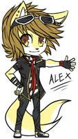 Alex Reference 2015 by DyeDy