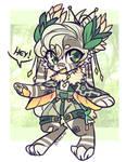 Redraw Leaf Bunny Adopt - OTA - CLOSED