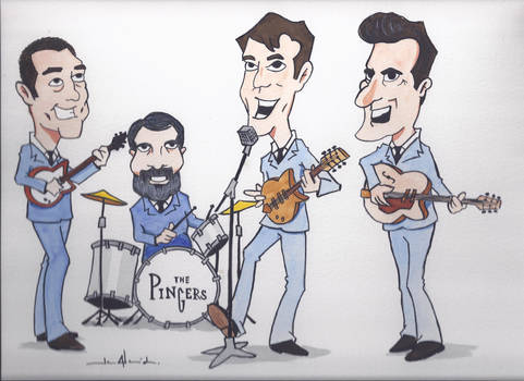 the pingers
