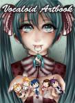 Vocaloid artbook cover