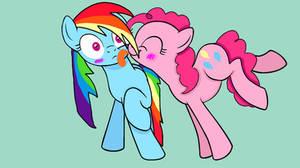 PinkieDash: Lick