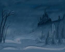 Winter's Edge by pygmalion22