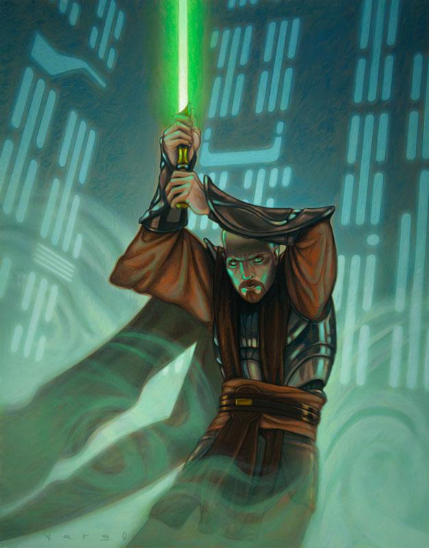 Jedi by DavidVargo