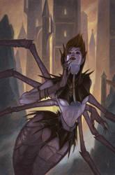 Spider Queen by DavidVargo
