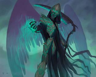 Death Angelic by DavidVargo