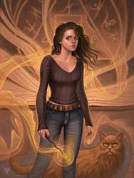 The Ingenious Ms. Granger by DavidVargo