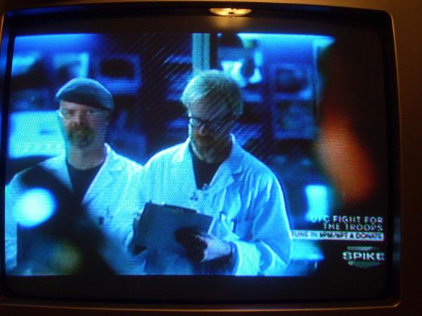 MythBusters on CSI OMFG WTF by Malestrom123