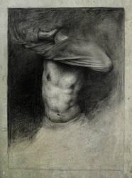 odyne - pain of mind // sketch by M-Tau