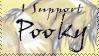 I Support Pooky Stamp by Phantom-Katt
