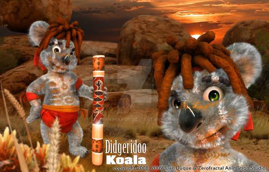 Didgeridoo Koala