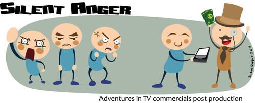 Silent Anger by Juanimator