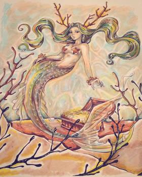 Marker Mermaid