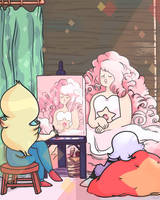 Vidalia's painting by KenneDuck