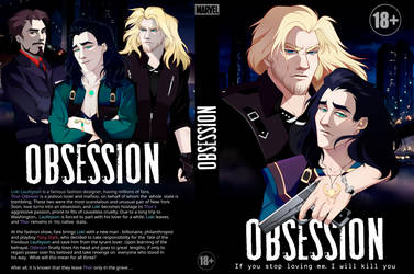 Obsession Graphic Novel Cover Remastered Eng by Rabies-Lyssavirus