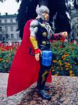 Thor Figure. Hasbro Toys by Rabies-Lyssavirus