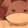 my ouran icons-the bear by 7ann4