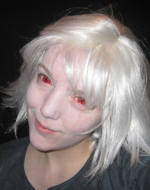 Albino Eyes by Scyndariel on DeviantArt