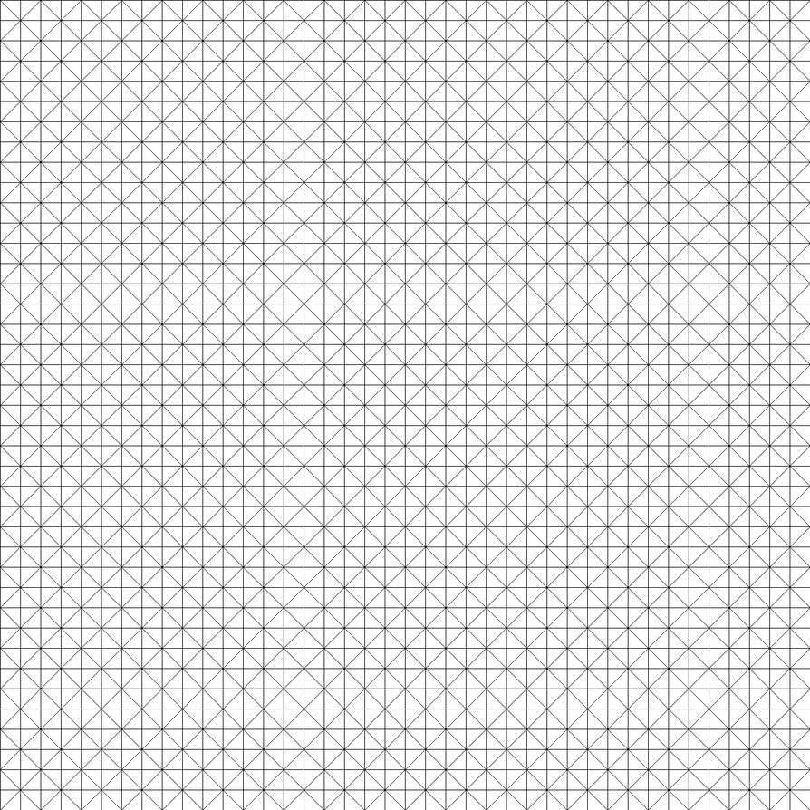 Triangulated Grid - CC0 by black-light-studio on DeviantArt