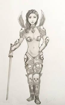 Annika (Skyrim Mods FTW)