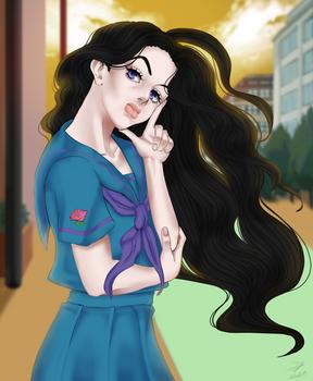 Jojo's Bizarre Adventure - Yukako Yamagishi