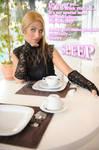Tea Time with Mistress Vanessa