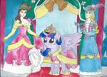 Princess Twilights Coronation 1 by merrittwilson