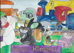 My little pony artists Ward Kimball