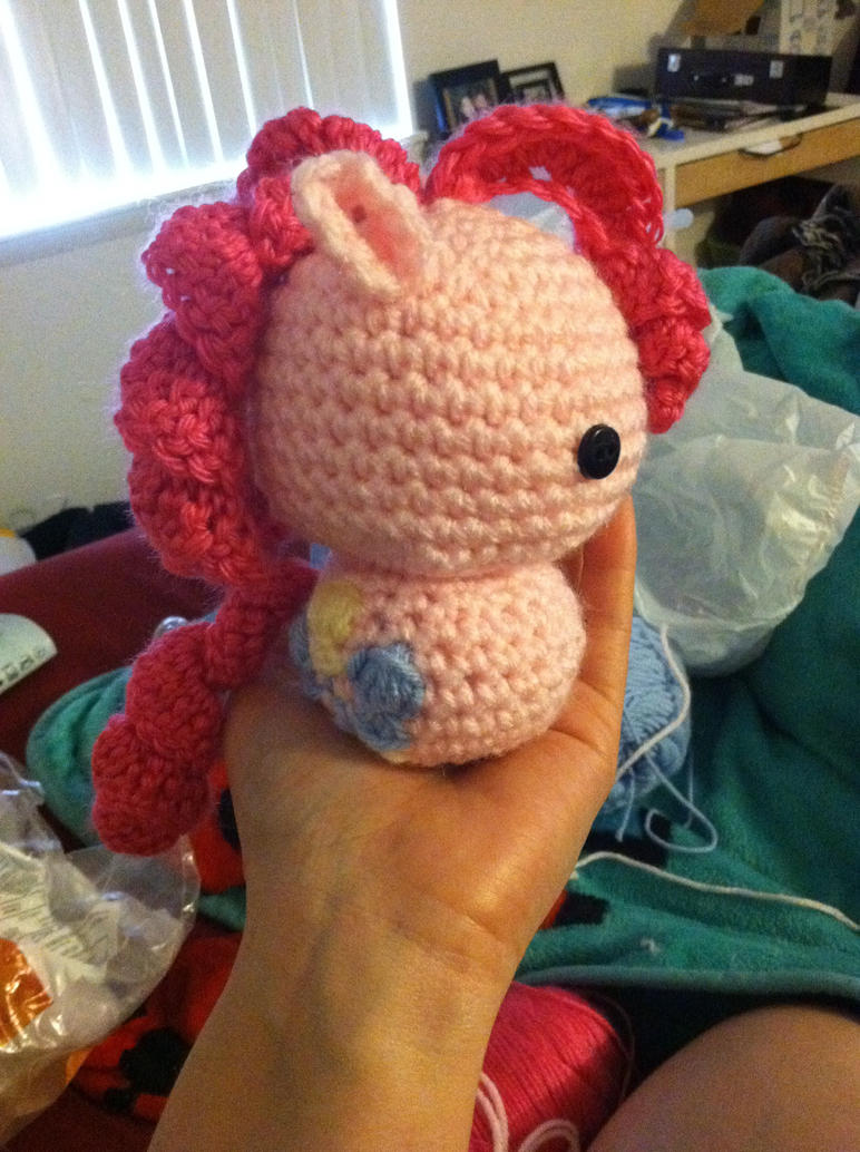 Crochet MLP Plush Sneak Peak by ChloeCorp