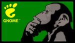 Gnome Monk Wall 2 by xterminador