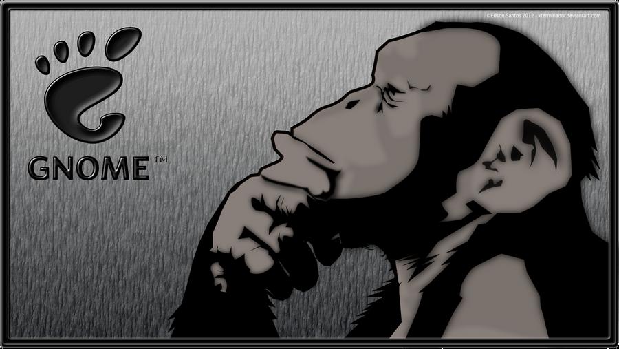Gnome Monk Brushed