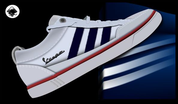 Adidas Vespa Service