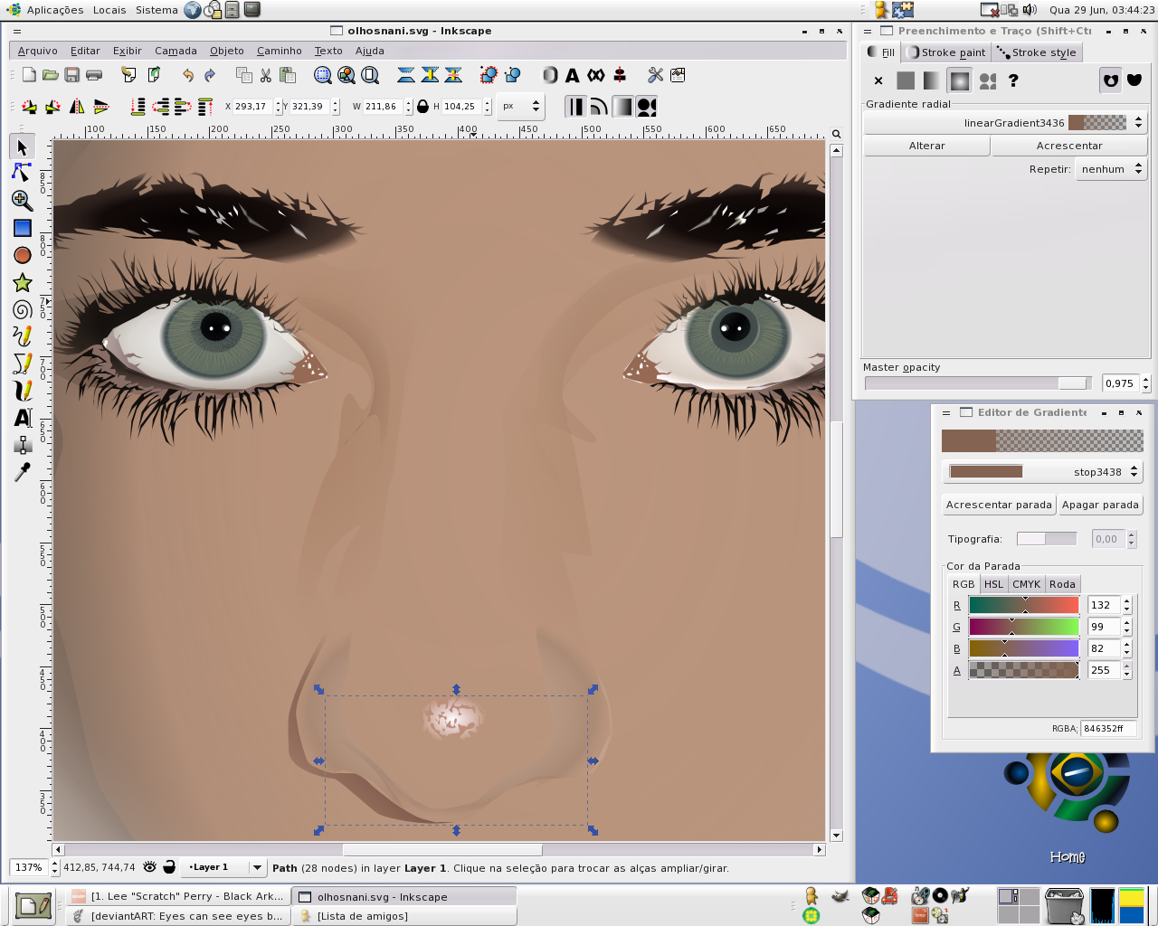 Me and inkscape a long journey
