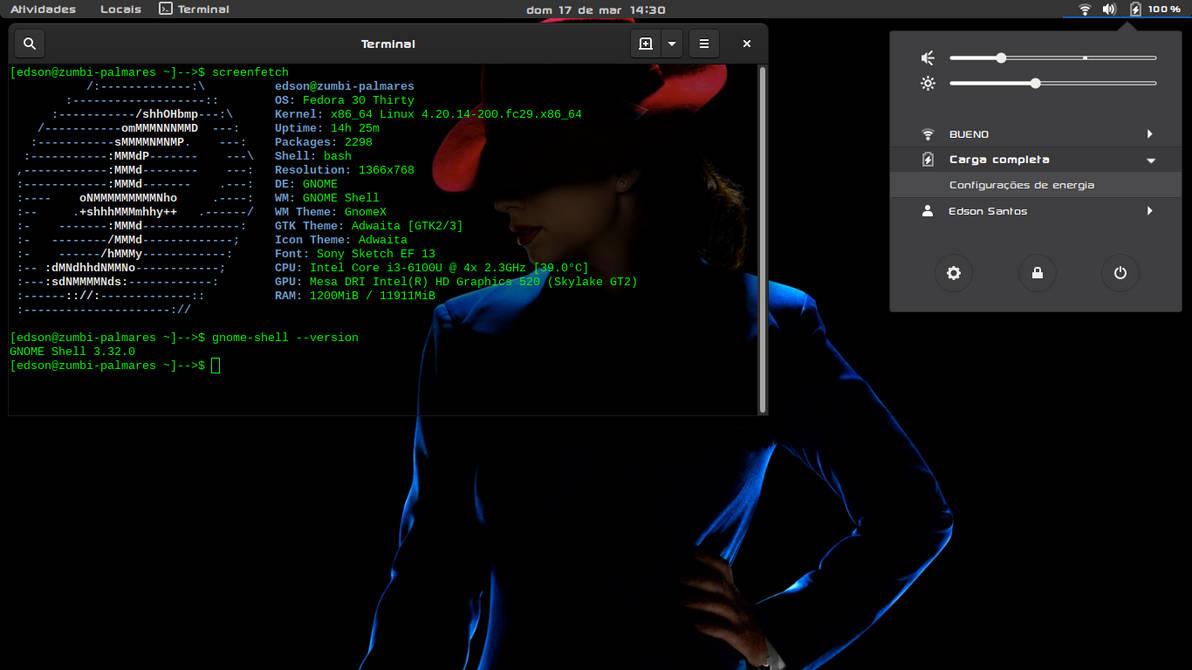 Current Desktop 2019-03 by xterminador