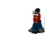 Rude Buay GNOME 1024x768 by xterminador