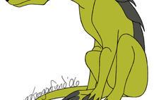 Atruscus, quad form by dragonfiend