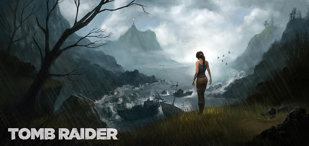 Tomb Raider Contest Entry by HireKevinMiller