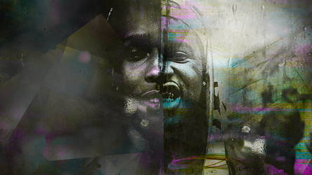 A$AP ROCKY/FERG by SebartGZ